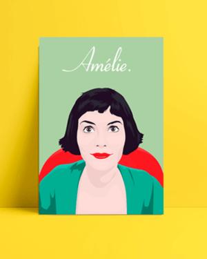 Amelie Art afiş