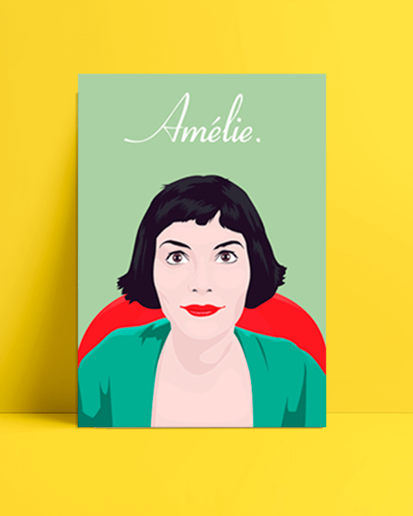 amelie-art-film-afisi-satin-al