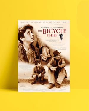 bisiklet hırsızları afiş