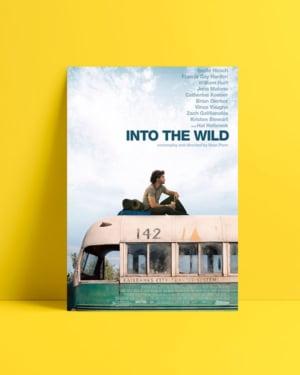 İnto The WildFilm Afiş