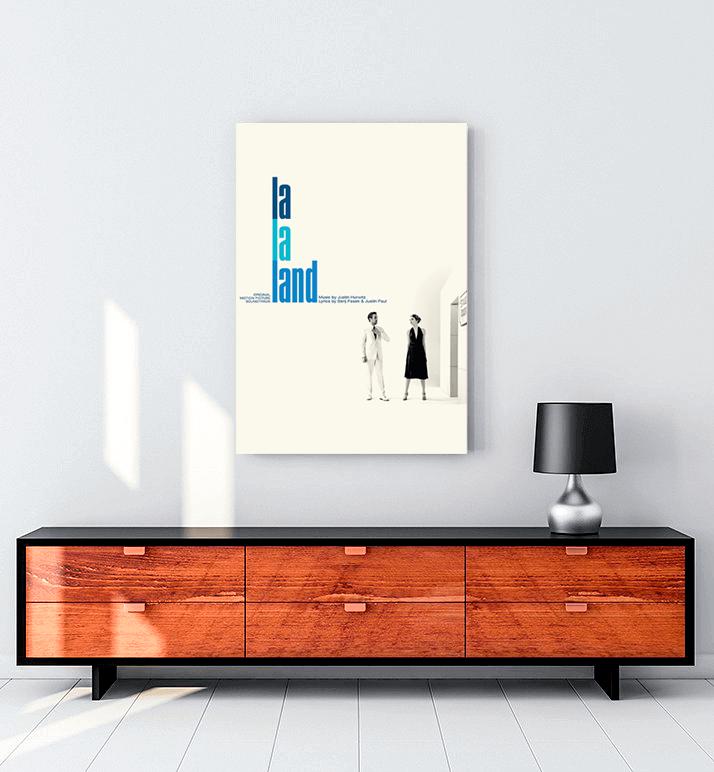 Aşıklar Şehri Mavi tablo