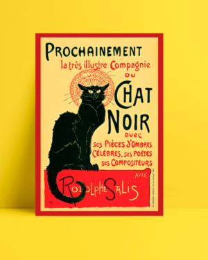 Le Chat Noir afiş