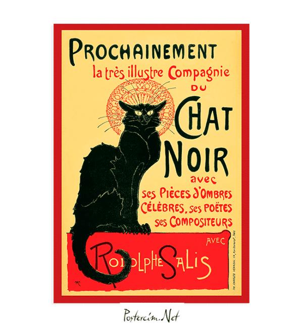 le-chat-noir-poster-satin-al