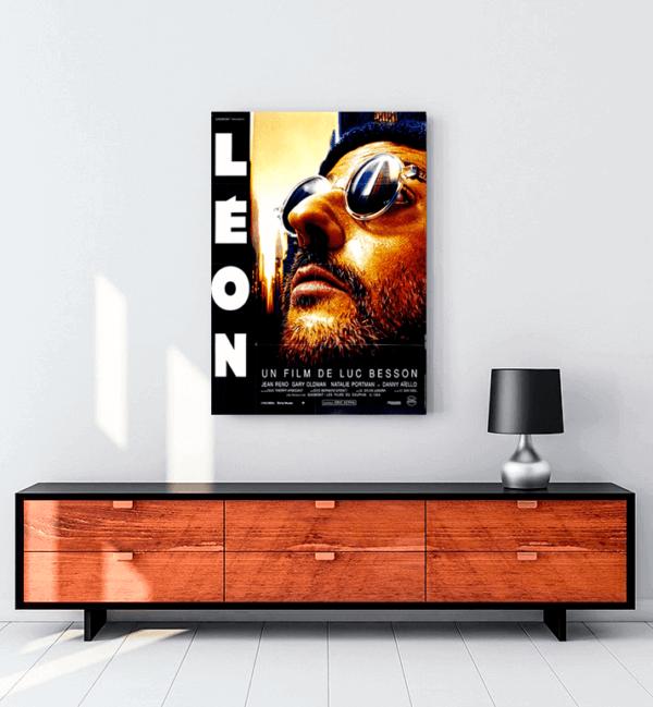 leon-film-kanvas-tablo