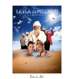 Leyla İle Mecnun Poster