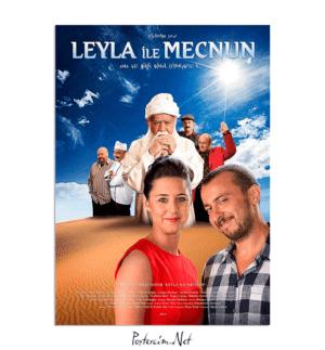 Leyla İle Mecnun 2 poster