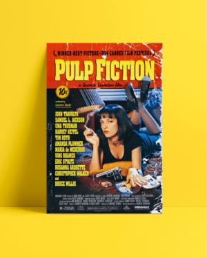 Pulp Fiction Afiş