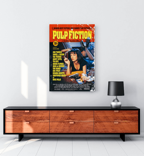 Pulp Fiction Tablo