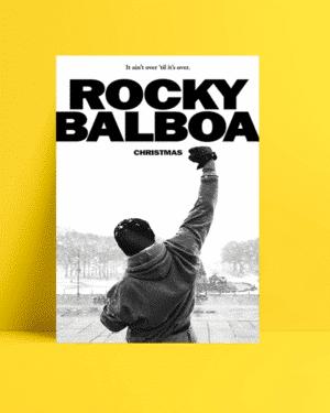 rocky afiş