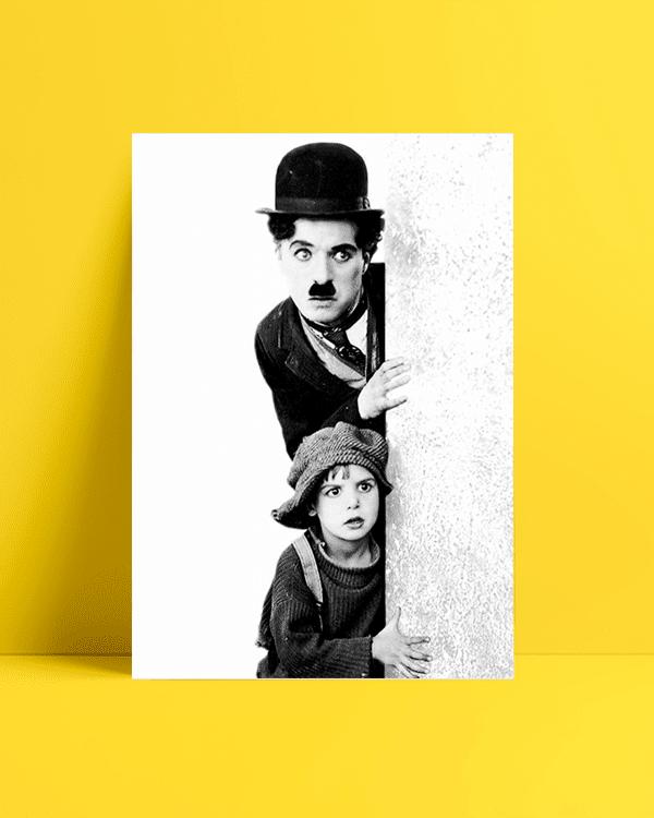 the kid afiş