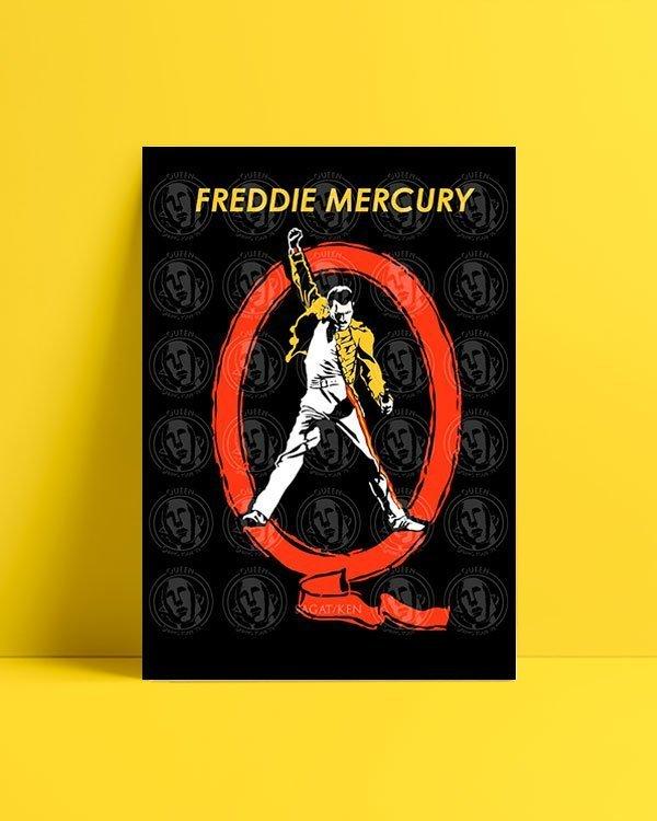 freddie-mercury-poster