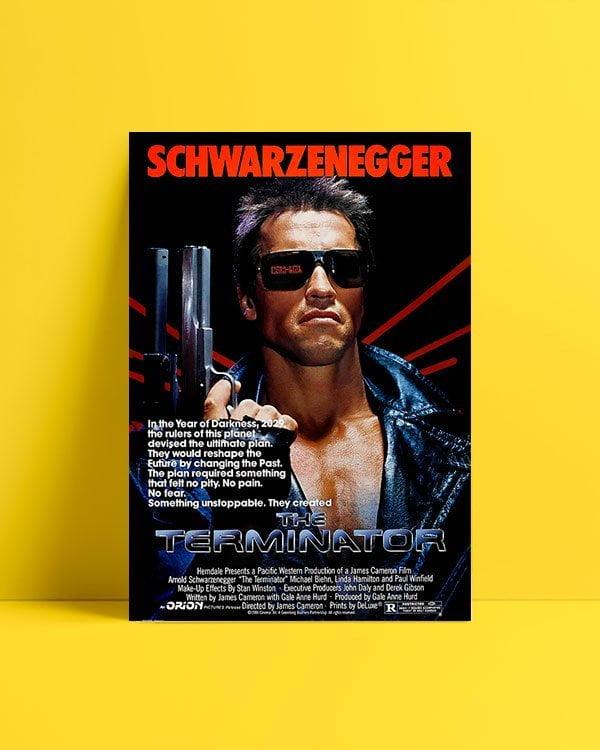 yokedici 1984 film afişi