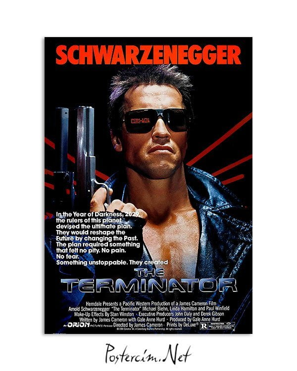 yokedici 1984 film posteri