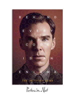 The Imitation Game film afişi