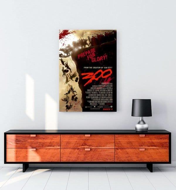 uc-yuz-300-spartali-film-kanvas-tablo