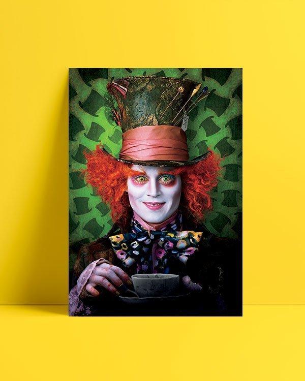 Alice in Wonderland film afişi satın al