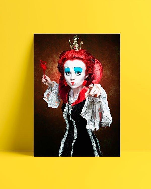 Queen of Hearts afişi satın al