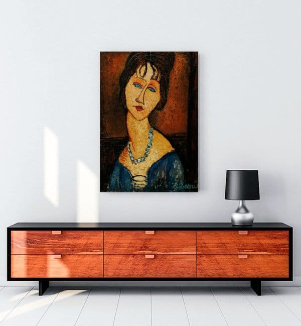 amedeo-modigliani-jeanne-kanvas-tablo