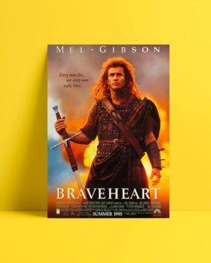 cesur yürek film afişi satın al