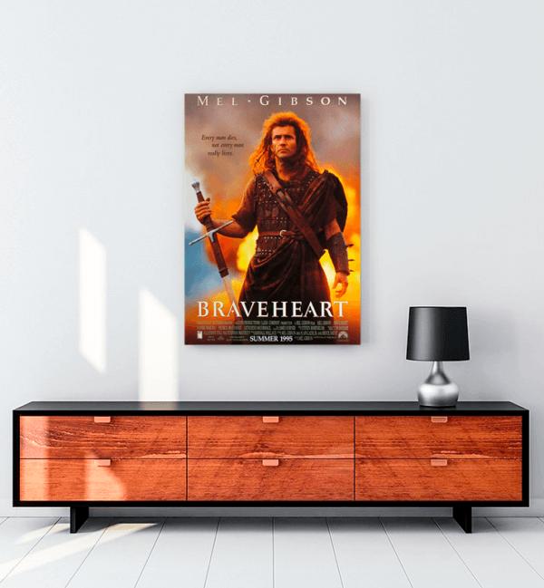 braveheart-film-kanvas-tablo