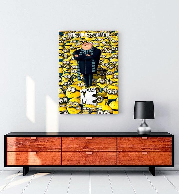 Çılgın Hırsız film kanvas tablo satın al