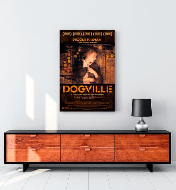 dogville-film-kanvas-tablo