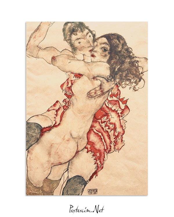 egon-schiele-two-women-embracing-afisi