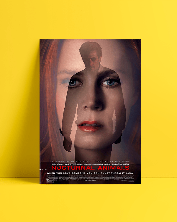 Nocturnal Animals film afişi satın al