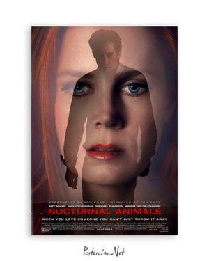 Nocturnal Animals film posteri satın al