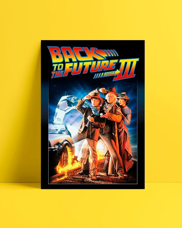back to the future film afisi satın al