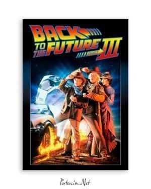 back to the future film posteri satın al