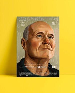 Ben, Daniel Blake film afiş satın al