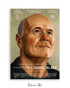 Ben, Daniel Blake film posteri satın al