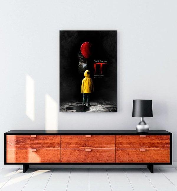 it-film-kanvas-tablo
