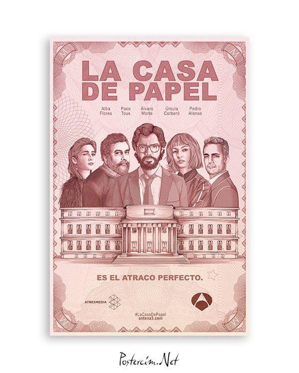 la-casa-de-papel-poster