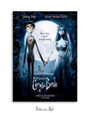 Corpse Bride Film Posteri Satın Al
