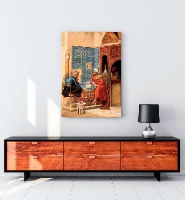 osman-hamdi-satranc-oynayanlar-kanvas-tablo