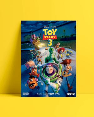 Toy Story 3 Film Afişi Satın Al