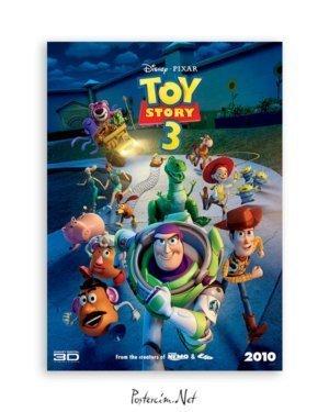 Toy Story 3 Film Posteri Satın Al