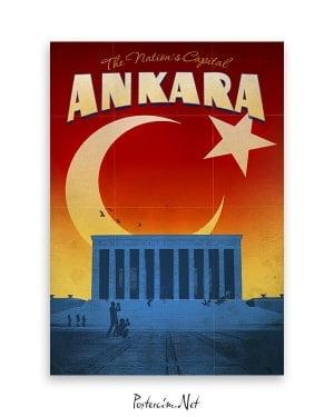 Ankara Anıtkabir Posteri al