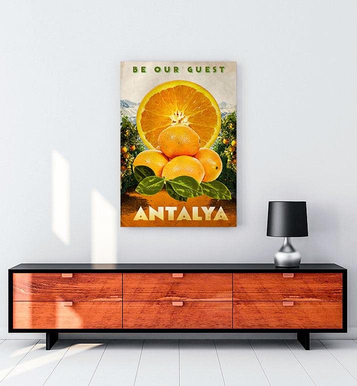 Antalya Posteri al