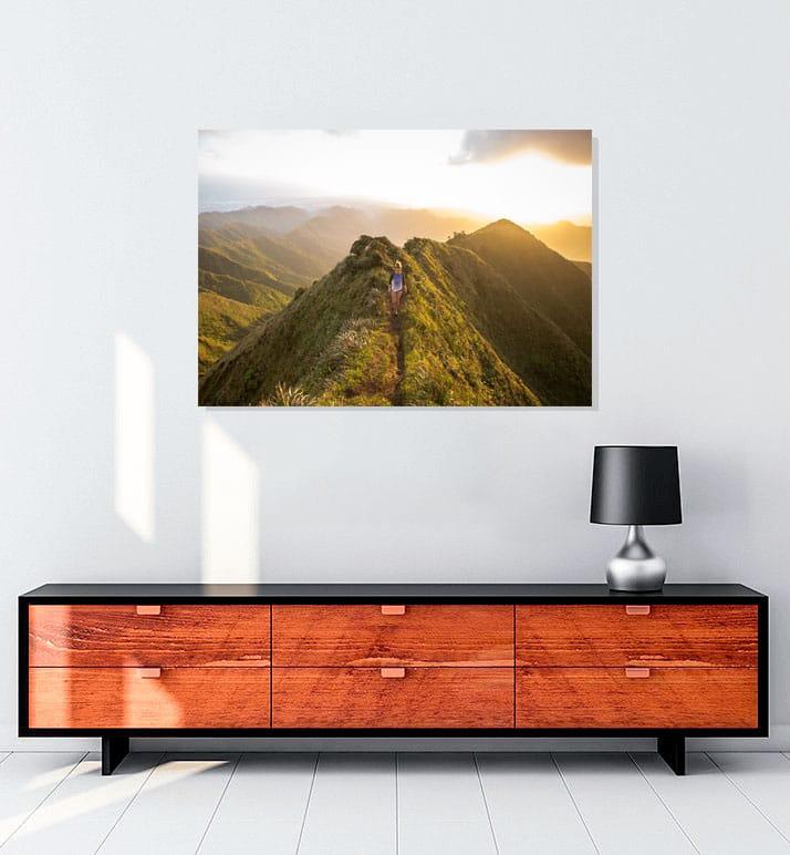 Dağ Manzarası posteri al