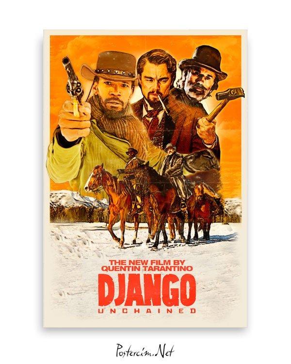 Django-Unchained—Zincirsiz-posteri