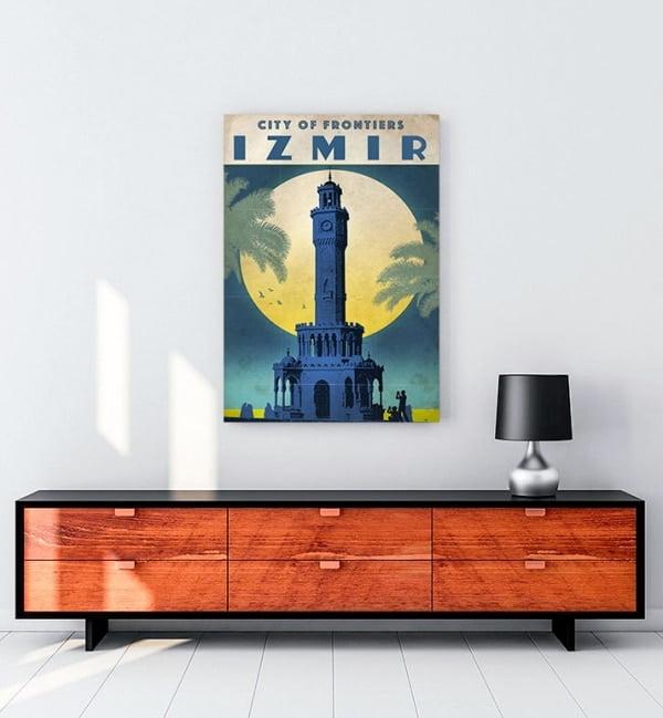 İzmir-Saat-Kulesi-Posteri-2