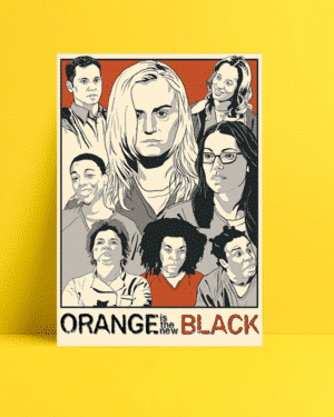 Orange-Is-the-New-Black-dizi-posteri-1-satin-al