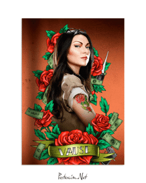 Orange is the New Black-Alex Vause posteri satın al