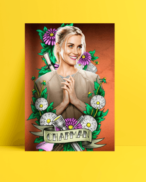 Orange is the New Black-Piper Chapman posteri satın al