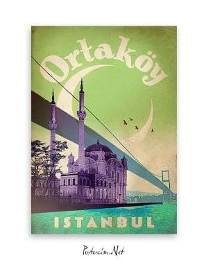 Ortaköy posteri al