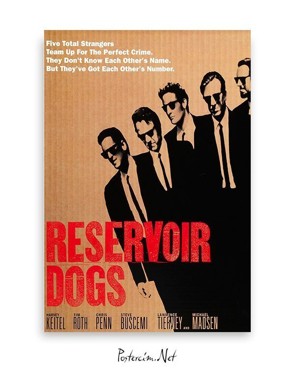 Reservoir-Dogs—Rezervuar-Köpekleri-poster