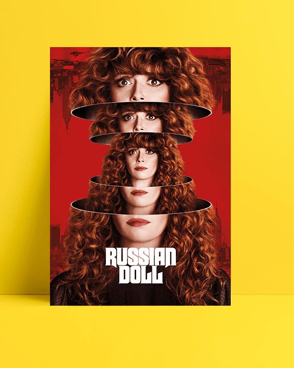 Russian Doll - Natasha Lyonne posteri satın al